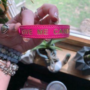 Prada give me candy bracelet